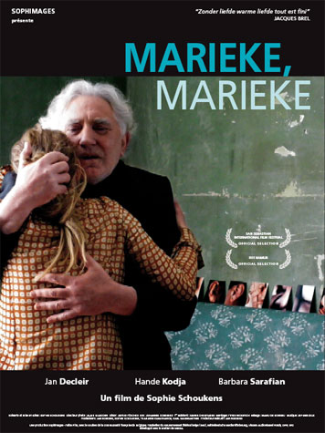 12/08/2015 : SOPHIE SCHOUKENS - Marieke, Marieke