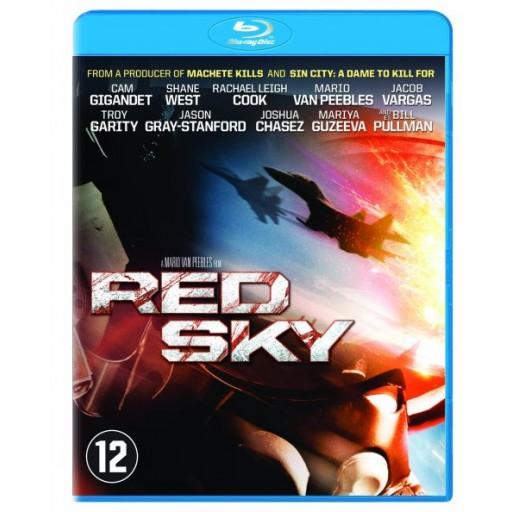 22/04/2015 : MARIO VAN PEEBLES - Red Sky