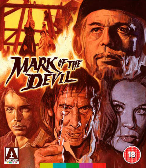 20/10/2014 : MICHAEL ARMSTRONG - Mark Of The Devil