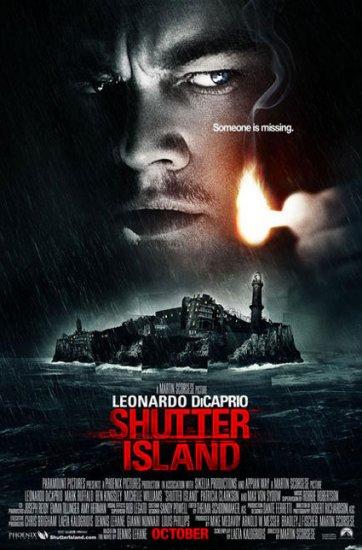 21/08/2011 : MARTIN SCORSESE - Shutter Island