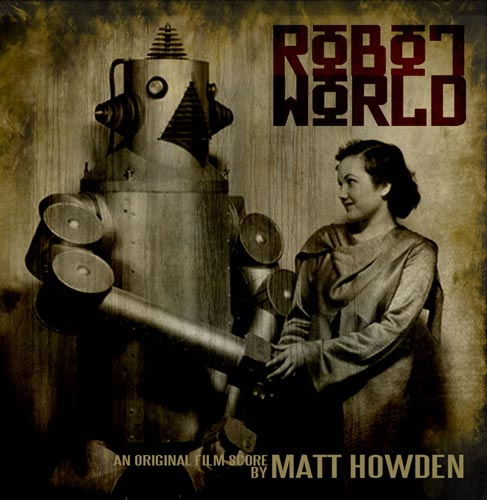 10/05/2011 : MATT HOWDEN - Robot World