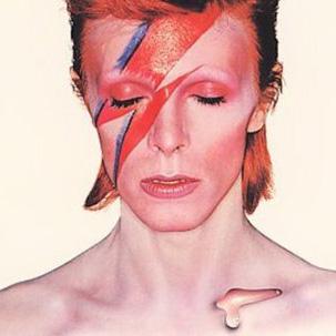 20/01/2016 : FRANK WEYZIG (BORN FOR BLISS) - Meeting A Starman (David Bowie)