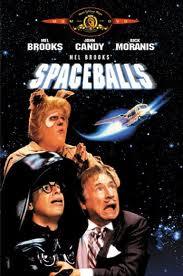 15/03/2015 : MEL BROOKS - Spaceballs