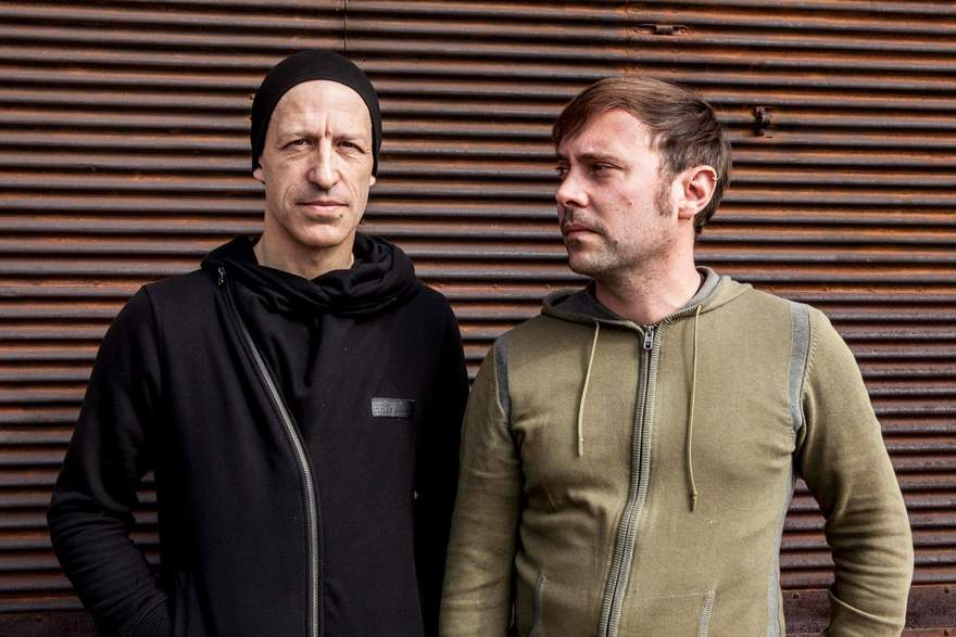 NEWS META MEAT, a new project of Somekilos (half of 2kilos & More) and Phil Von (co-leader of Von Magnet)