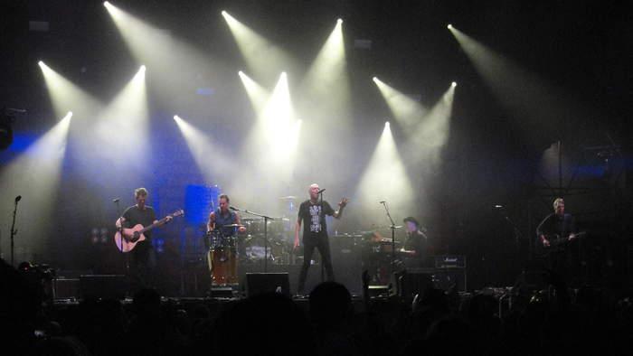 14/07/2019 : MIDNIGHT OIL - MIDNIGHT OIL Live @ Rock Zottegem - Belgium - 05.07.2019
