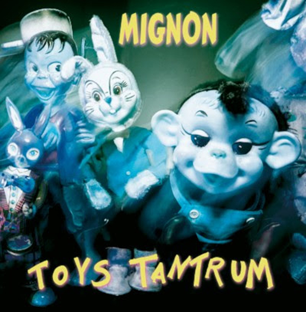 "NEWS Mignon's new album ""Toys Tantrum"" is out on 9 February"