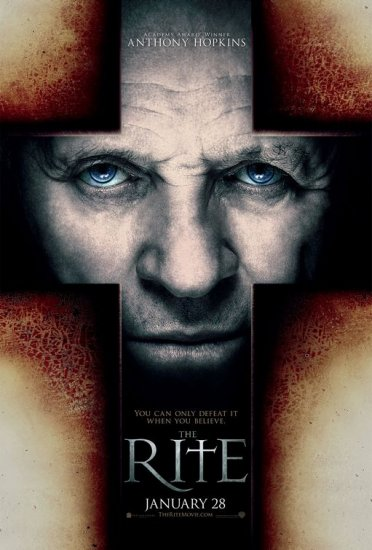 21/04/2011 : MIKAEL HAFSTROM - The Rite (2010)
