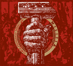 06/06/2011 : MILITIA - Power! Propaganda! Production!