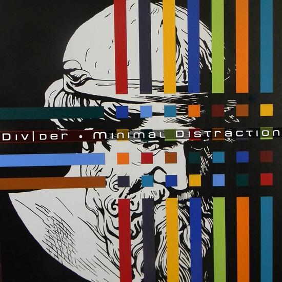 08/11/2013 : DIV I DER - Minimal distraction EP