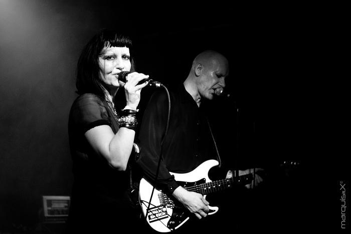 MONA MUR & EN ESCH - Fantastique Night XXXIV, T.A.G., Brussels, Belgium