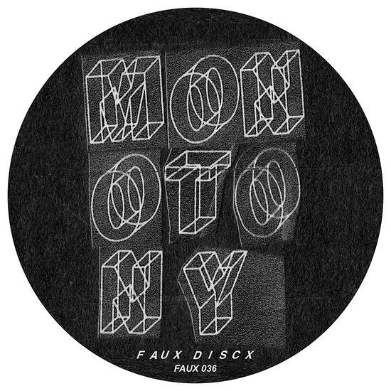 24/08/2015 : MONOTONY - Monotony (EP)