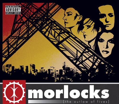 10/10/2012 : MORLOCKS - The Outlaw Of Fives