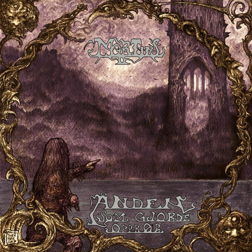 """NEWS MORTIIS has reissued 'Ånden som Gjorde Opprør', 'Keiser av en Dimensjon Ukjent' and """"Født til å Herske"""" (LP/CD/digital)"""
