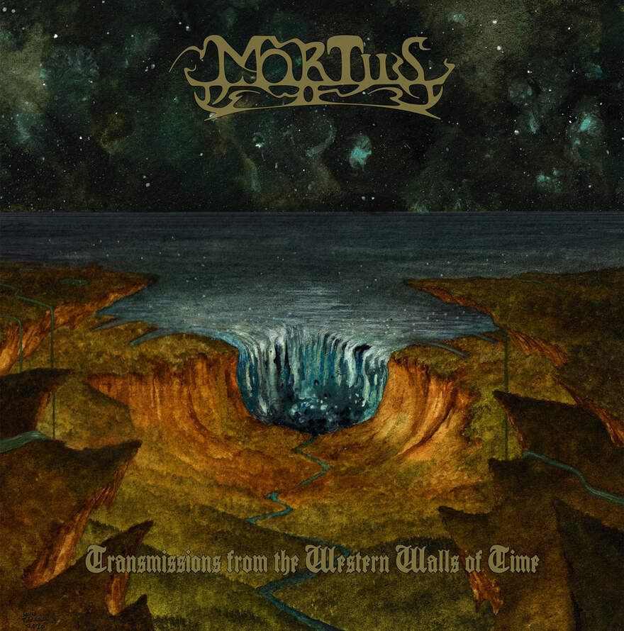 NEWS MORTIIS Reveals 'Transmissions From The Western Walls Of Time'