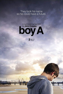 22/09/2014 : JOHN CROWLEY - Boy A