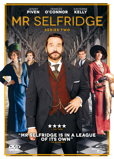 15/01/2015 :  - MR SELFRIDGE SEASON 2