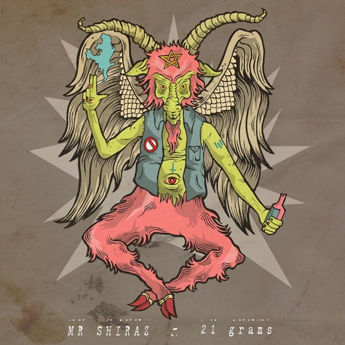 08/12/2015 : MR SHIRAZ - 21 Grams (EP)