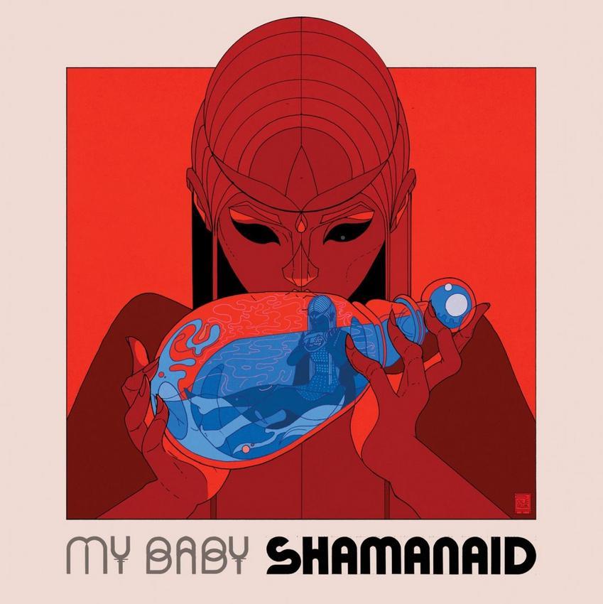 13/12/2015 : MY BABY - Shamanaid