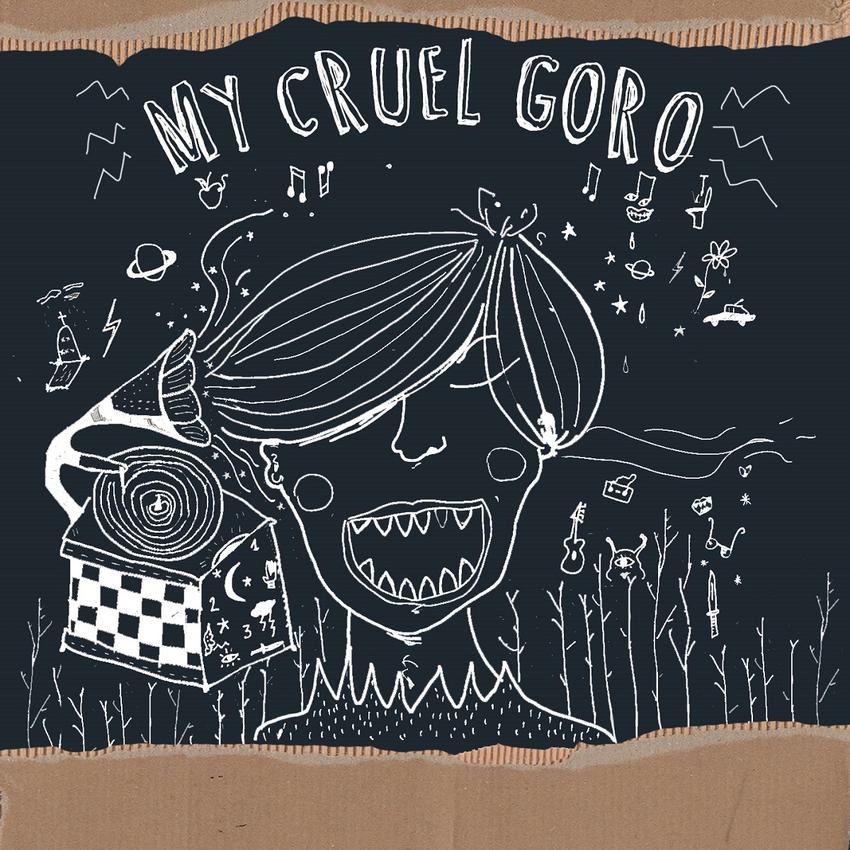 31/01/2016 : MY CRUEL GORO - Clash EP