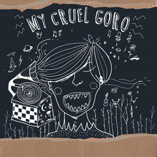 26/08/2015 : MY CRUEL GORO - EP
