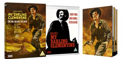 NEWS My Darling Clementine - on Blu-ray 17th August