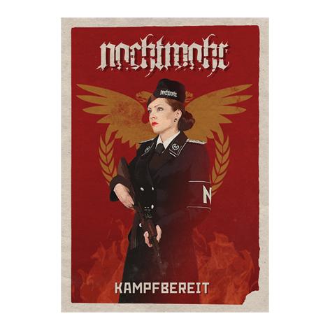 NEWS Nachtmahr releases new album 'Kampfbereit'!