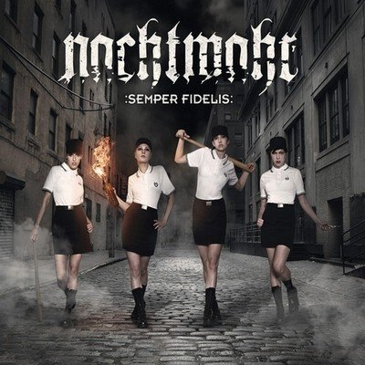21/04/2011 : NACHTMAHR - Semper Fidelis