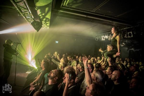 photoshoot NEAR METH EXPERIENCE Zappa Antwerpen