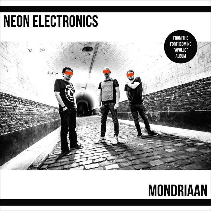 17/02/2019 : NEON ELECTRONICS - Mondriaan