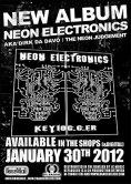 Neon Electronics new album KEYLOGGER out Now!