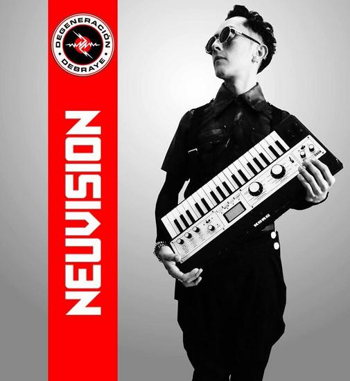 22/04/2015 : NEUVISION - A Band to Discover