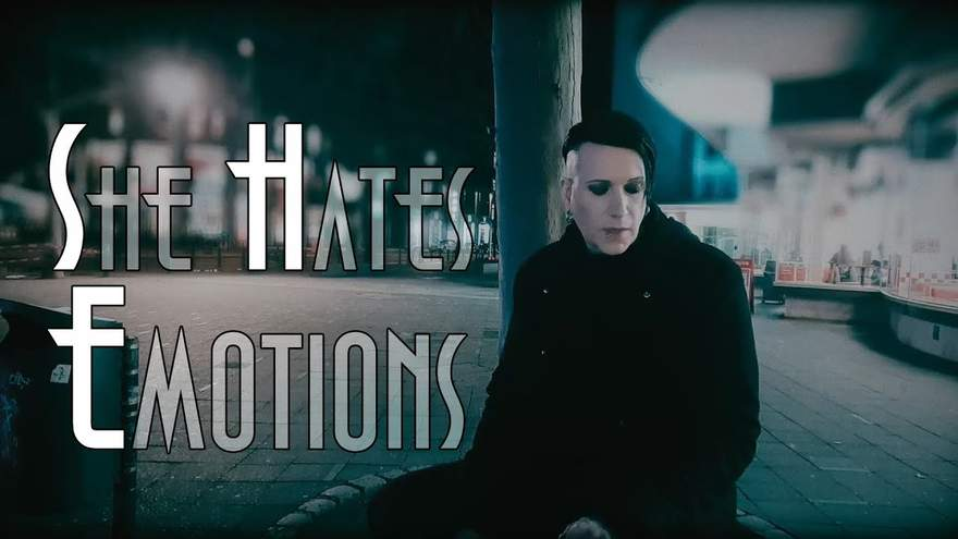 NEWS New band of Chris Pohl (Blutengel) SHE HATES EMOTIONS - Reveal First Single 'See the Light' & Video!