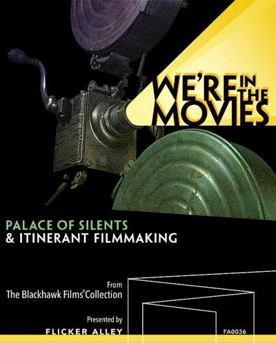 NEWS New Blu-ray/DVD Collection Explores Itinerant Filmmaking in America