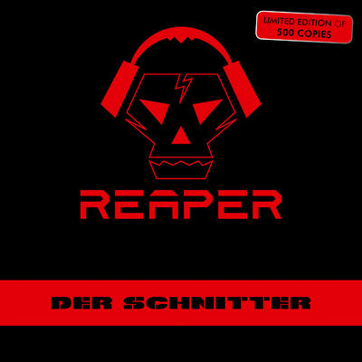 NEWS New EP by Reaper on Infacted Records