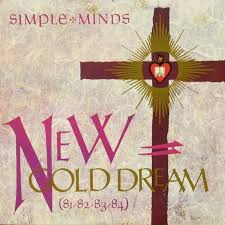 20/08/2015 : SIMPLE MINDS - New Gold Dream