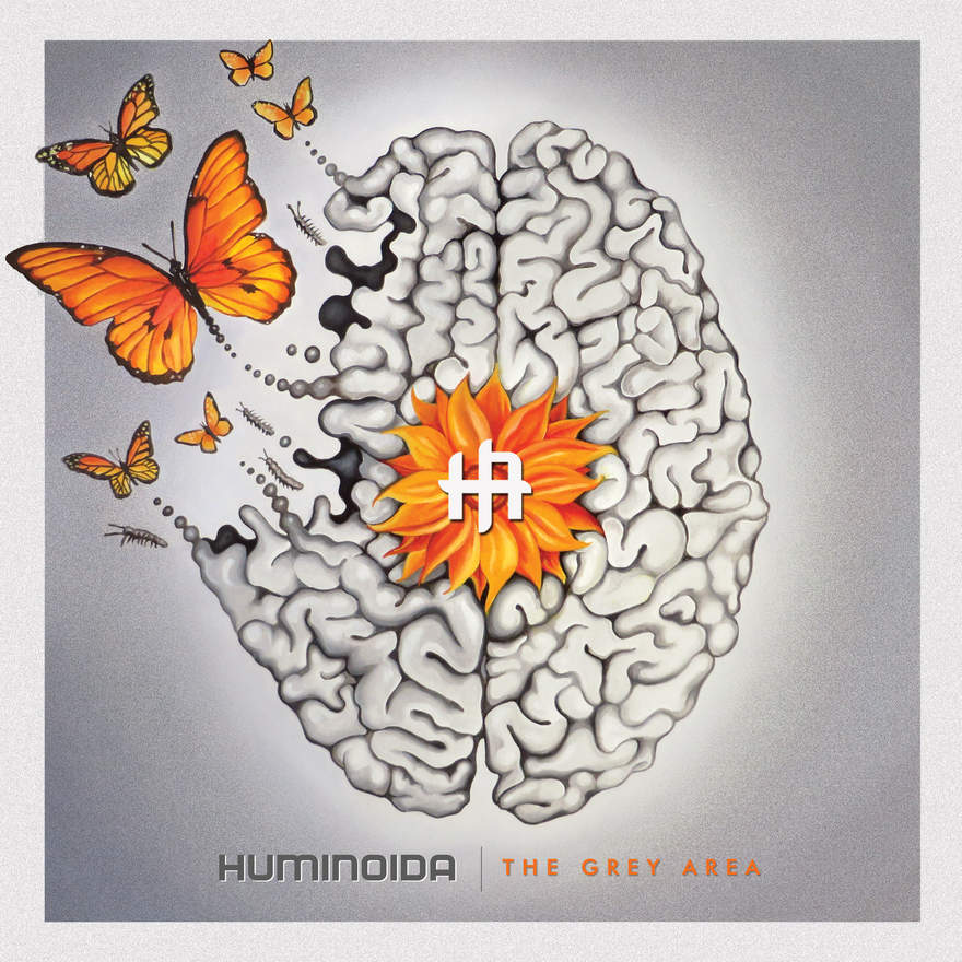 NEWS New Huminoida album 'The Grey Area'