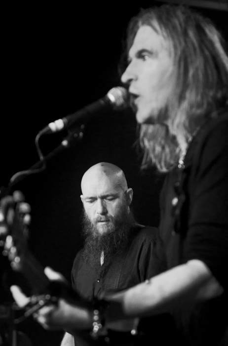 21/10/2016 : NEW MODEL ARMY - Live at the Muziekgieterij, Maastricht, NL - 30.09.2016 - Photo Hub Dautzenberg