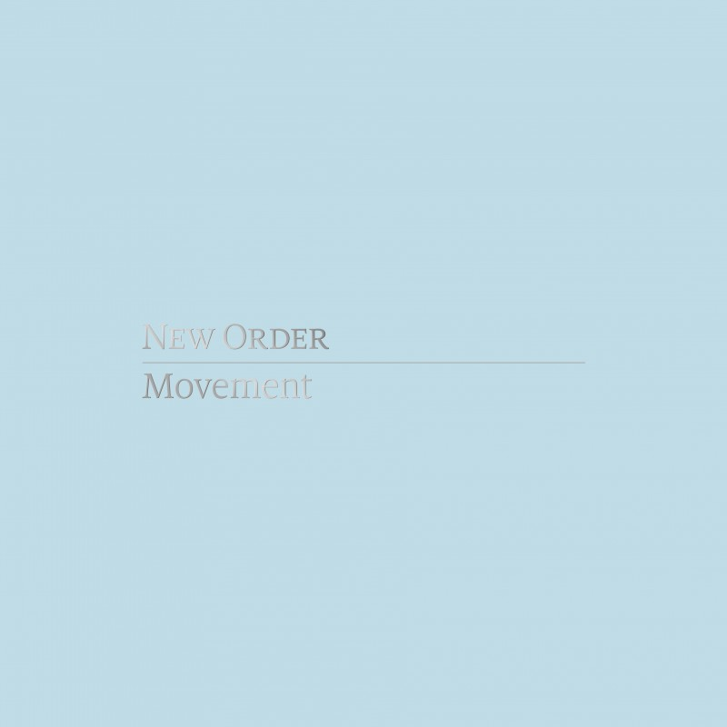 NEWS New Order Announce 'Movement Definitive Edition' + Reissue 12' Singles