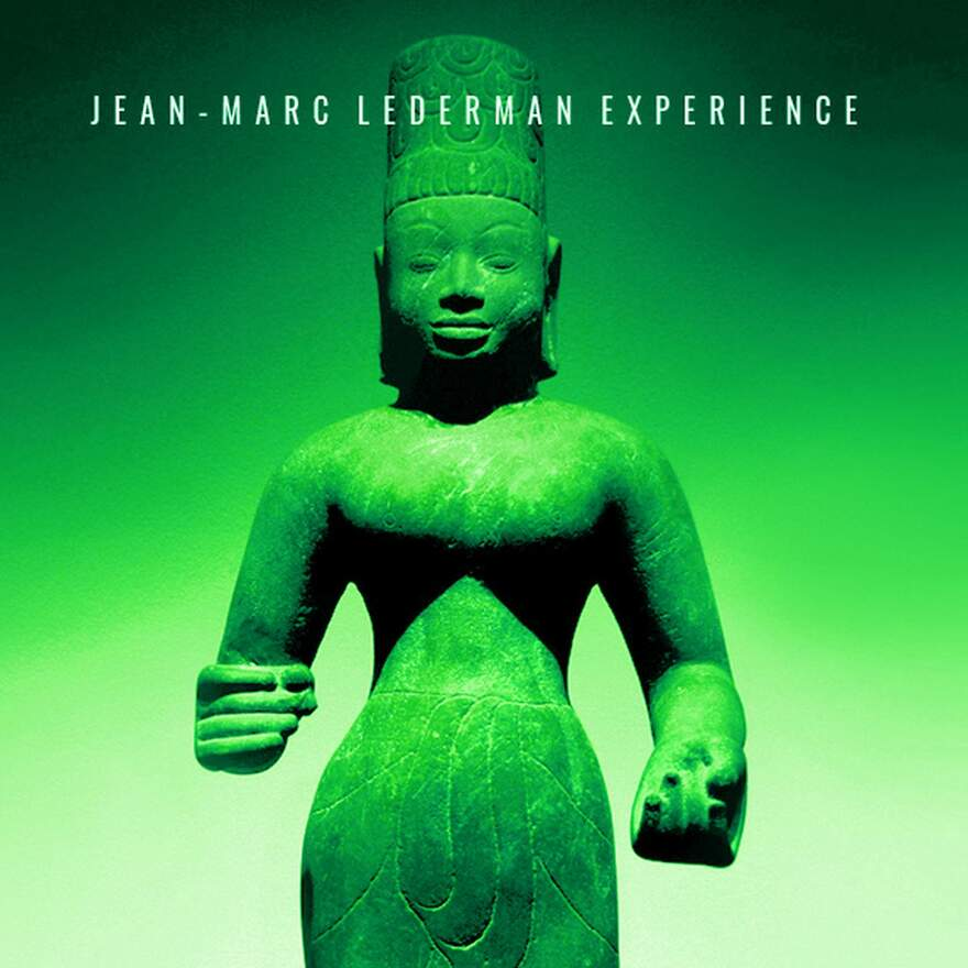 NEWS New single for Jean-Marc Lederman Experience featuring Claus Larsen from Leaether Strip