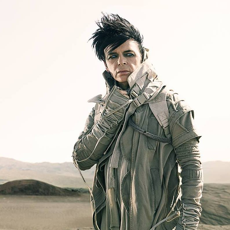 NEWS New single from Gary Numan 'My Name Is Ruin' online!