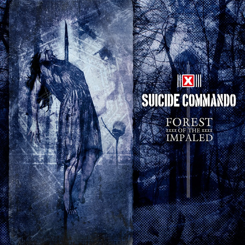 NEWS New Suicide Commando release - 'Forest Of The Impaled'