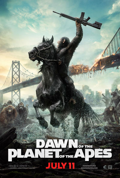 NEWS New trailer from Dawn of the Planet of the Apes