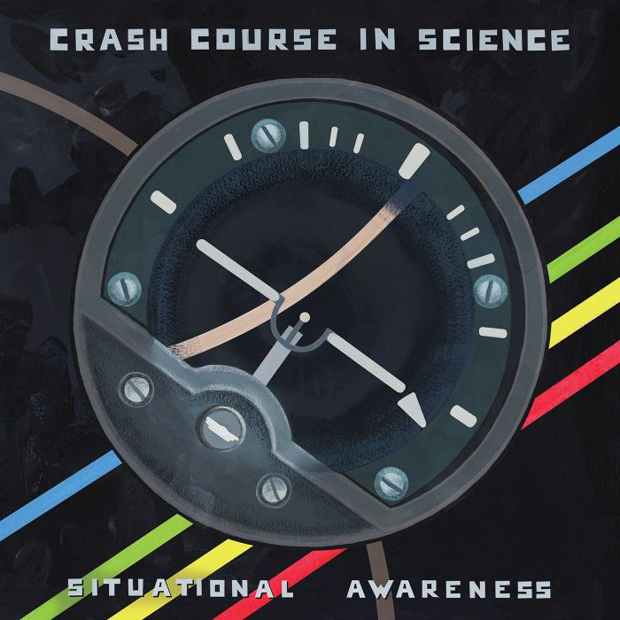 NEWS New Wave cult & club classic band Crash Course In Science is back with a new (bomb) album!