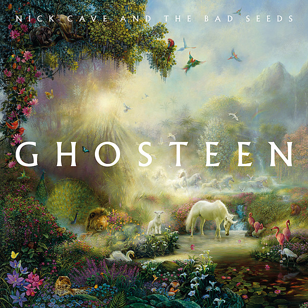 11/10/2019 : NICK CAVE AND THE BAD SEEDS - Ghosteen (Ghosteen/Bad Seed Ltd.)