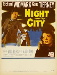 11/02/2015 : JULES DASSIN - Night And The City