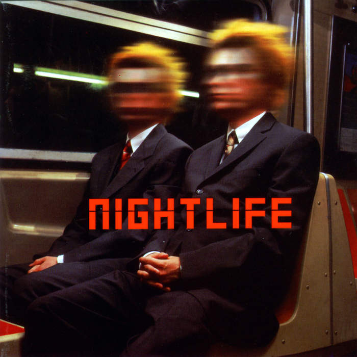 08/12/2016 : PET SHOP BOYS - Night Life