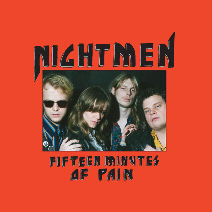 09/12/2016 : NIGHTMEN - Fifteen Minutes of Pain