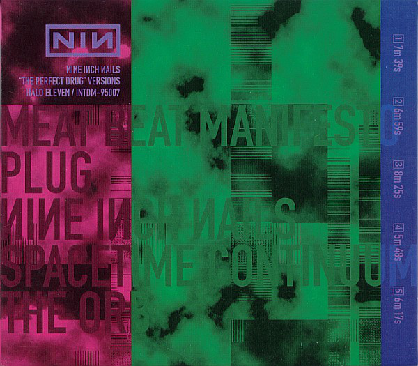 NEWS Today it's exactly 24 years ago Nine Inch Nails released their The Perfect Drug (Versions) EP!