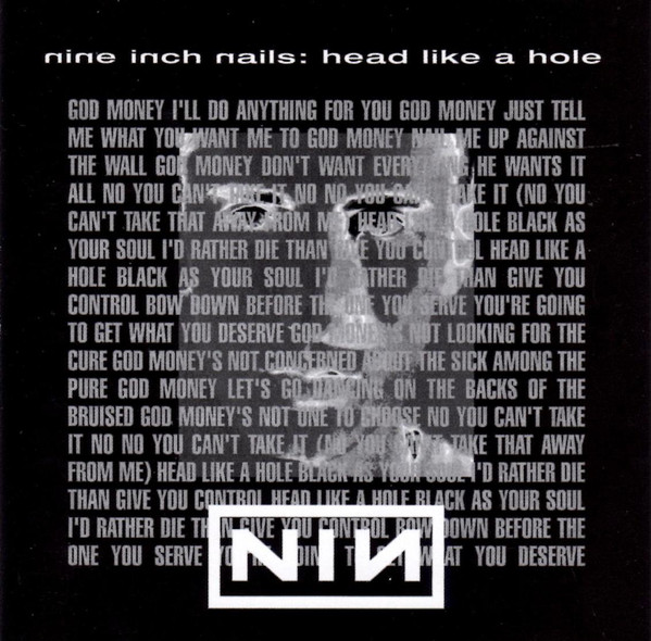 NEWS Today, exactly 31 years ago, Nine Inch Nails released their second single Head Like a Hole!