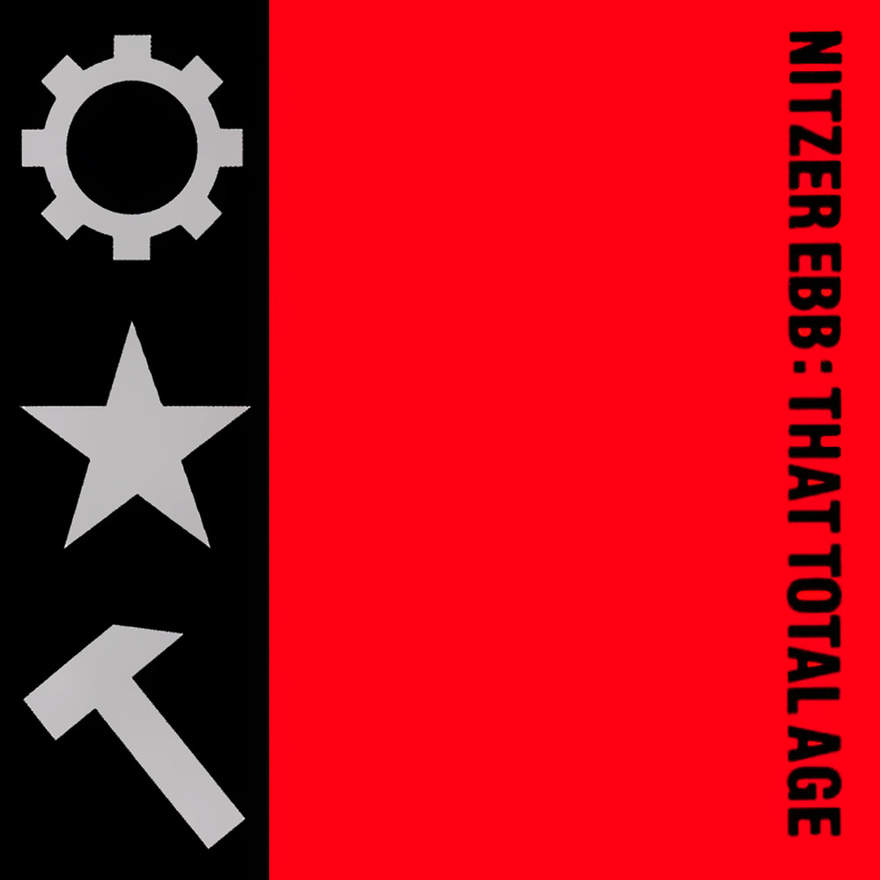 NEWS Today it's been 33 years since NITZER EBB released their legendary debut album That Total Age!
